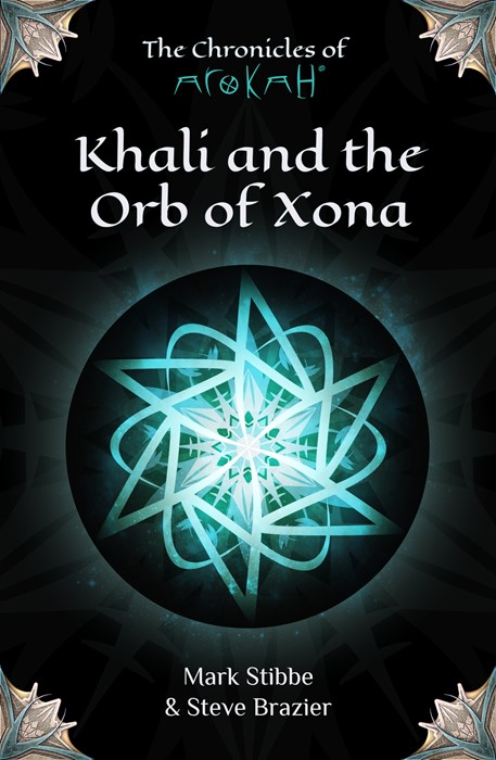 Khali and the Orb of Xona (Paperback)