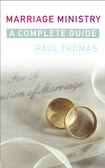 Marriage Ministry (Paperback)