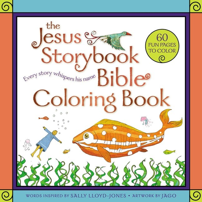 The Jesus Storybook Bible Colouring Book (Paperback)