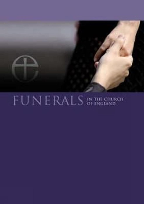 Funerals In The Church Of England (pack of 20) (Pack)