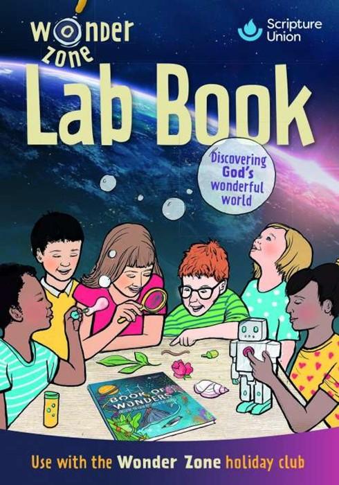 Wonder Zone Lab Book, 8-11yrs (pack of 10) (Pack)