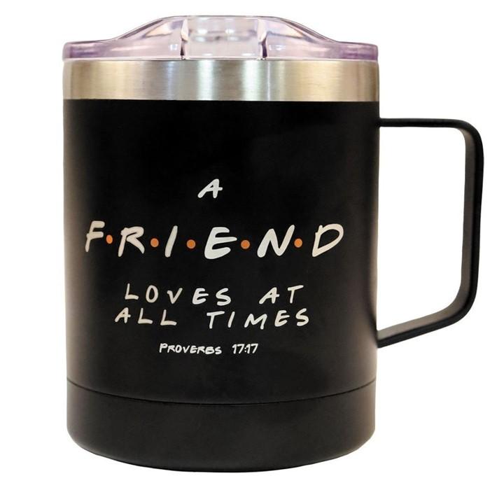 Friend Stainless Steel Mug with Handle (General Merchandise)