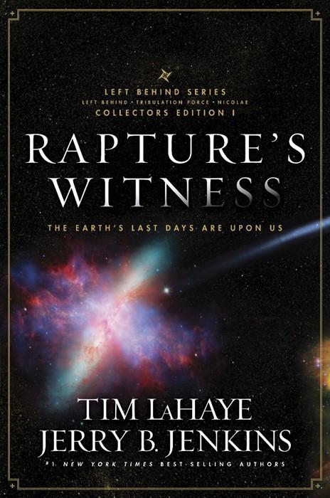 Rapture's Witness (Paperback)