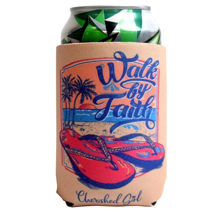Walk by Faith Cherished Girl Can Cooler (General Merchandise)