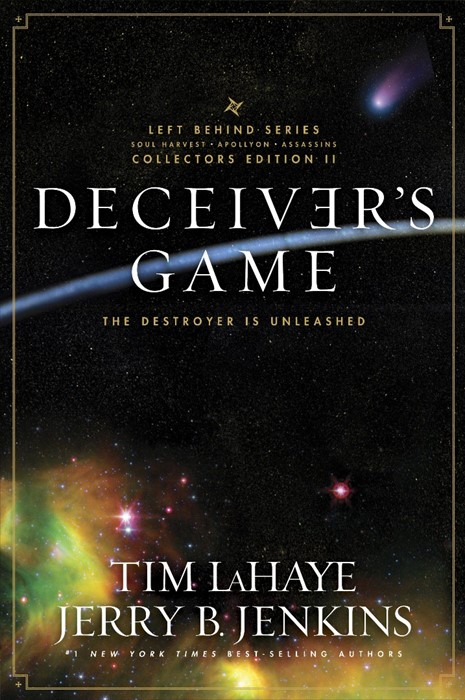 Deceiver's Game (Paperback)