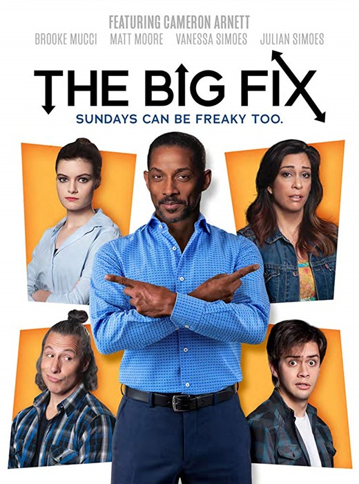 The Big Fix DVD (DVD)