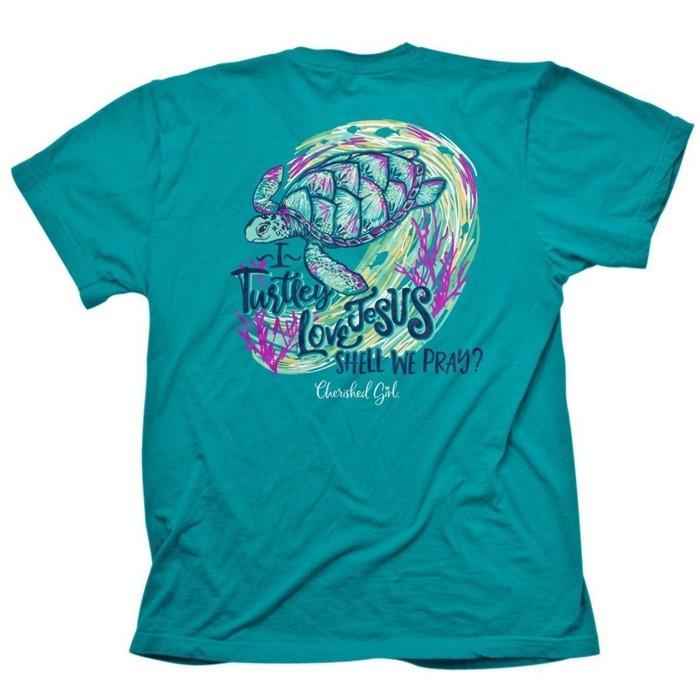 Turtley Love Cherished Girl T-Shirt, Medium (General Merchandise)