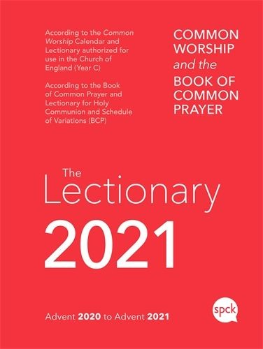 Common Worship Lectionary 2021, Spiral Bound (Spiral Bound)