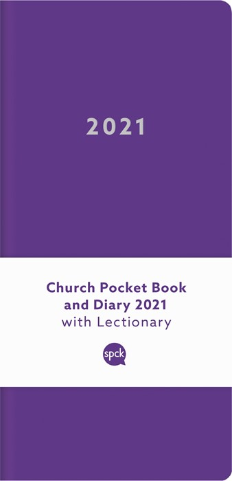 Church Pocket Book and Diary 2021, Purple (Diary)