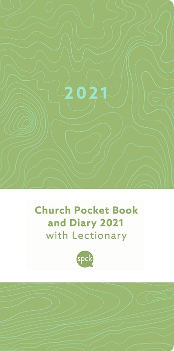Church Pocket Book and Diary 2021, Green Earth (Diary)