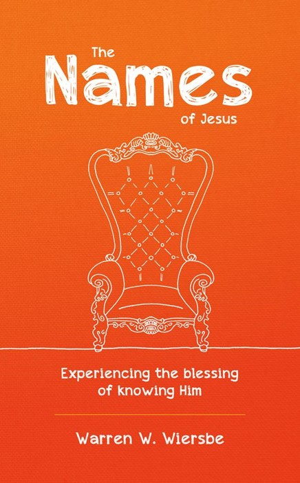 The Names of Jesus (Paperback)