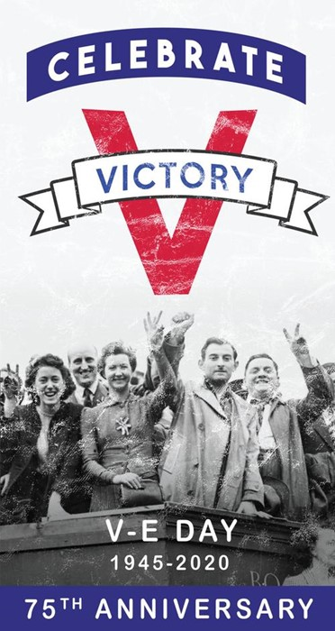Celebrate Victory Tract (VE Day Tract) (Tracts)