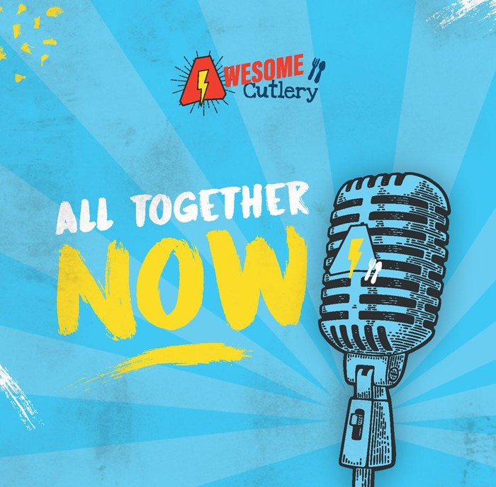 All Together Now CD (CD-Audio)