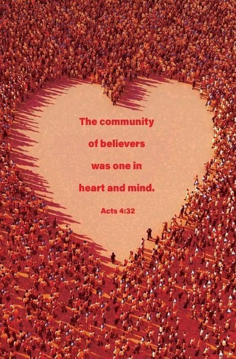 The Community Pentecost Bulletin (Pkg of 50) (Bulletin)