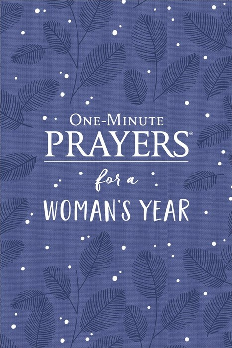 One-Minute Prayers® for a Woman's Year (Hard Cover)