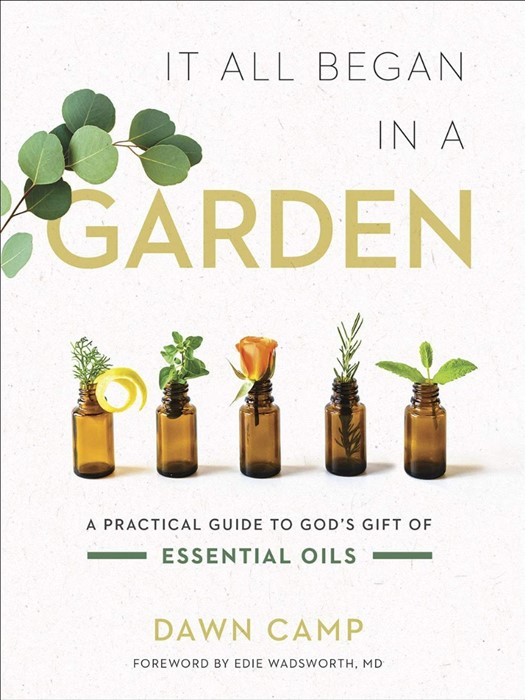 It All Began in a Garden (Hard Cover)
