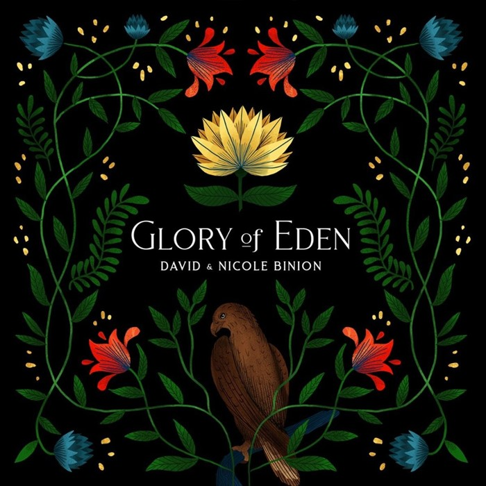 Glory of Eden CD (CD-Audio)
