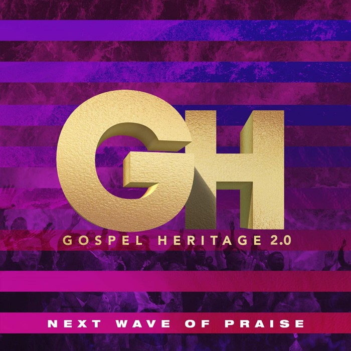Next Wave of Praise CD (CD-Audio)
