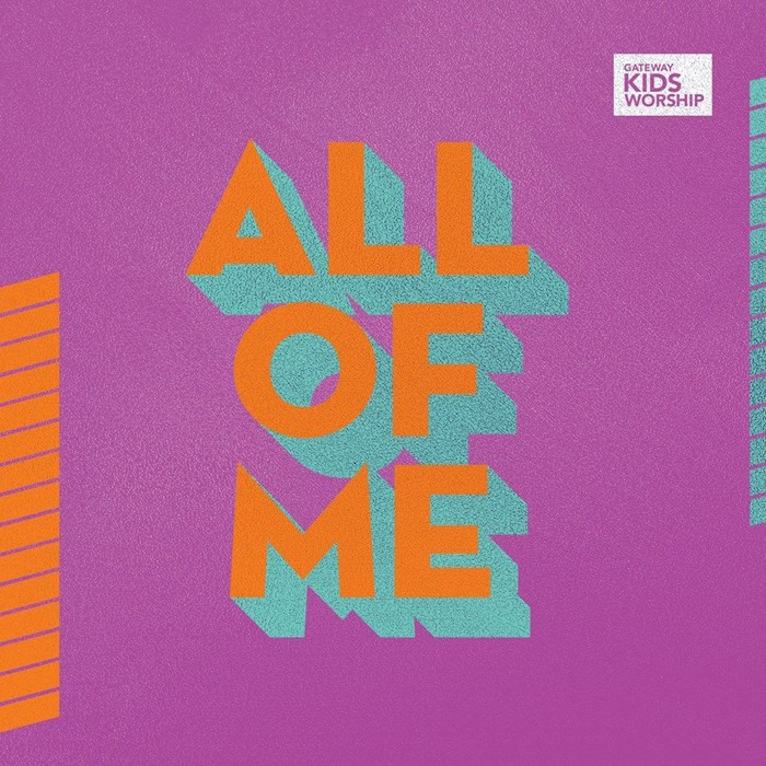 All of Me CD (CD-Audio)