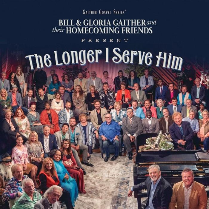 The Longer I Serve Him CD (CD-Audio)