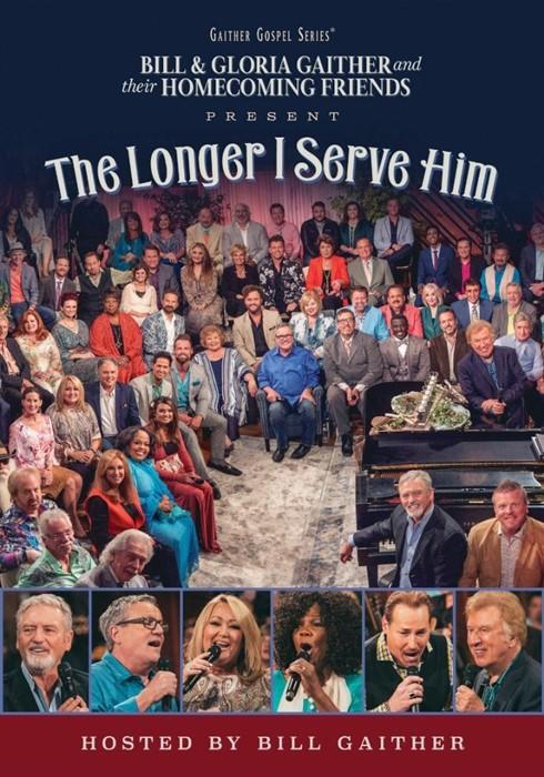The Longer I Seve Him DVD (DVD)