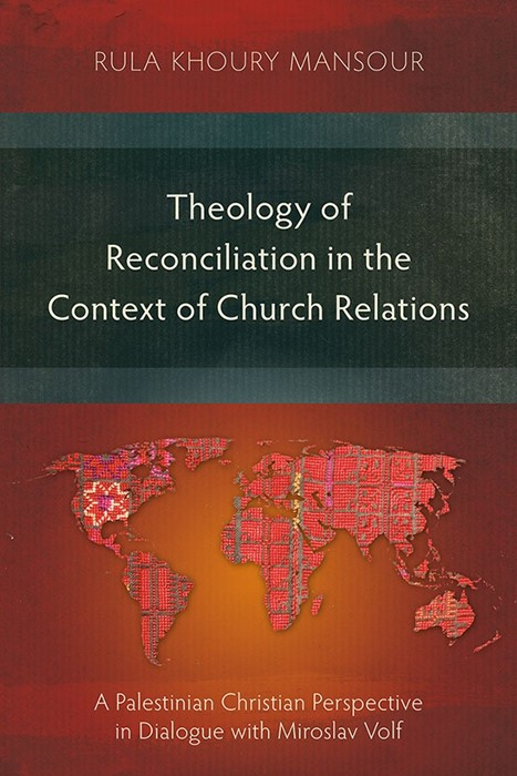 Theology of Reconciliation in the Context of Church Relation (Paperback)