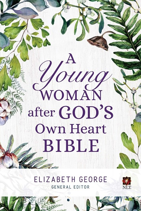 Young Woman After God's Own Heart Bible, A (Hard Cover)