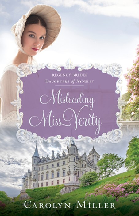 Misleading Miss Verity (Paperback)
