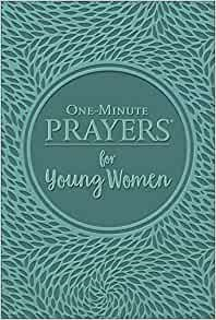 One-Minute Prayers® for Young Women Deluxe Edition (Imitation Leather)