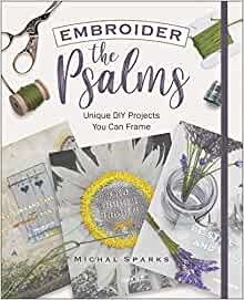 Embroider the Psalms (Paperback)