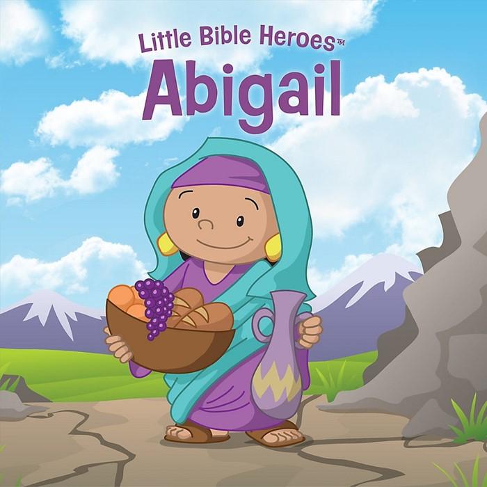 Abigail (Board Book)