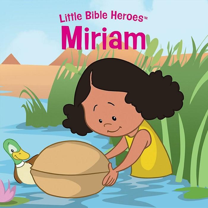 Miriam (Board Book)