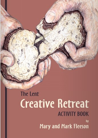The Lent Creative Retreat Activity Book (Paperback)