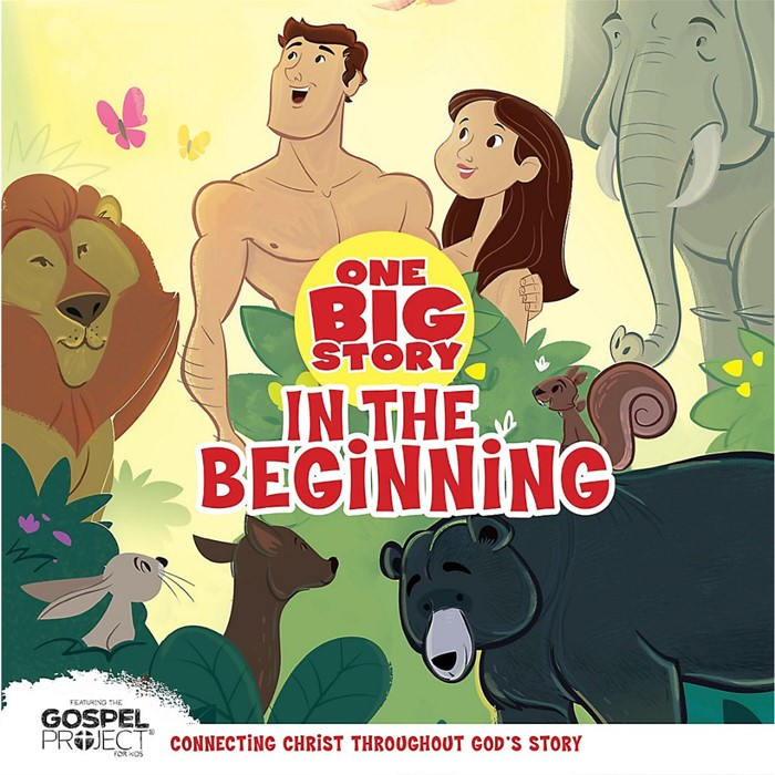 In the Beginning (Board Book)