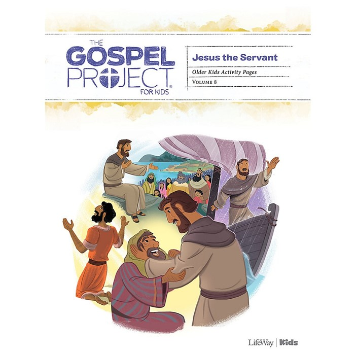Gospel Project: Older Kids Activity Pages, Summer 2020 (Paperback)
