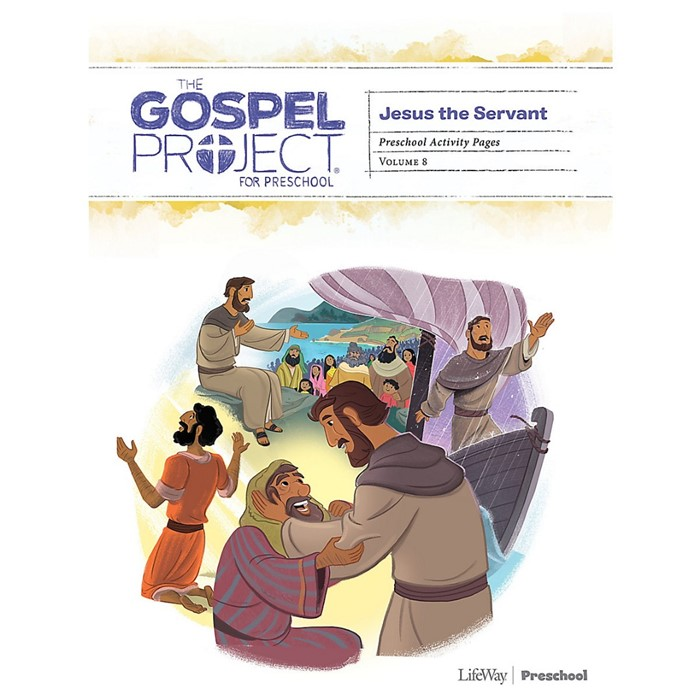 Gospel Project: Preschool Activity Pages, Summer 2020 (Paperback)