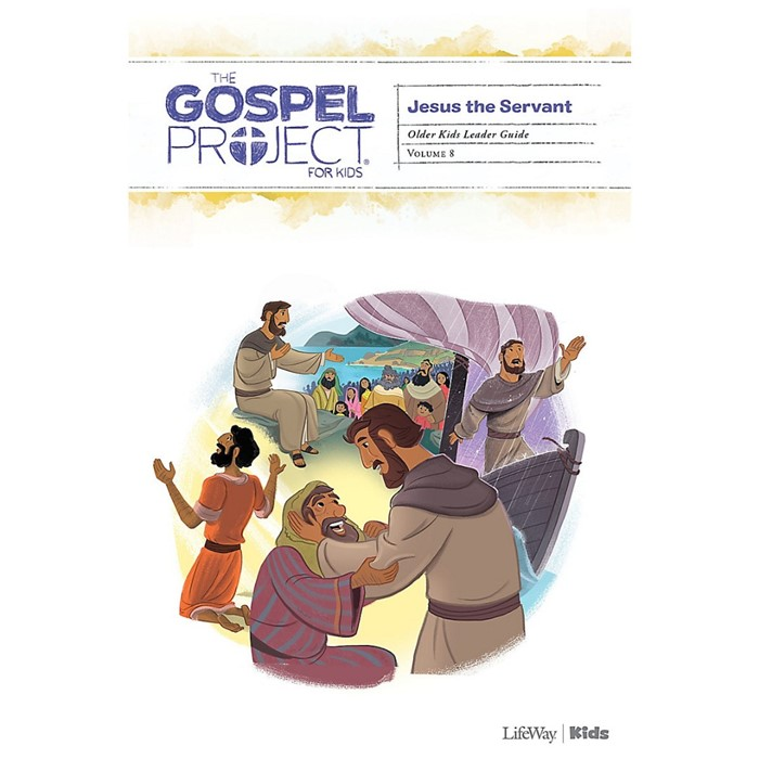 Gospel Project: Older Kids Leader Guide, Summer 2020 (Paperback)