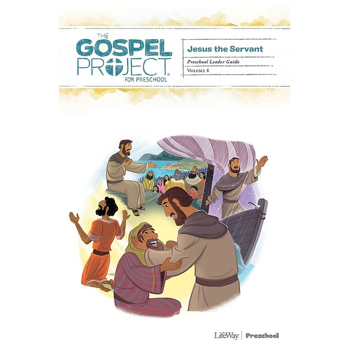 Gospel Project: Preschool Leader Guide, Summer 2020 (Paperback)