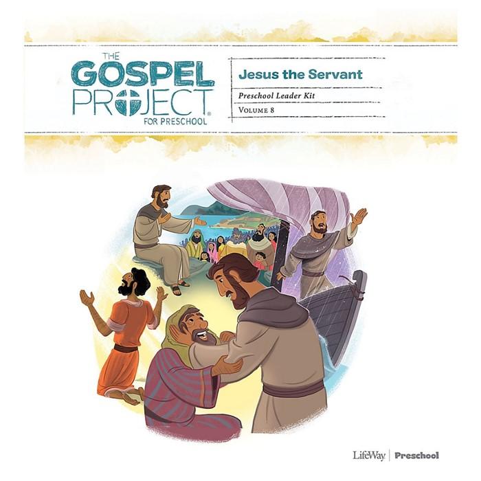 Gospel Project: Preschool Leader Kit, Summer 2020 (Kit)
