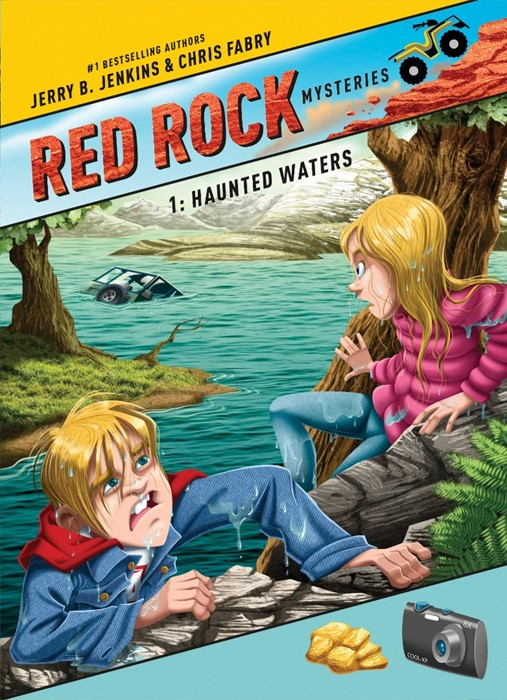 Haunted Waters (Paperback)
