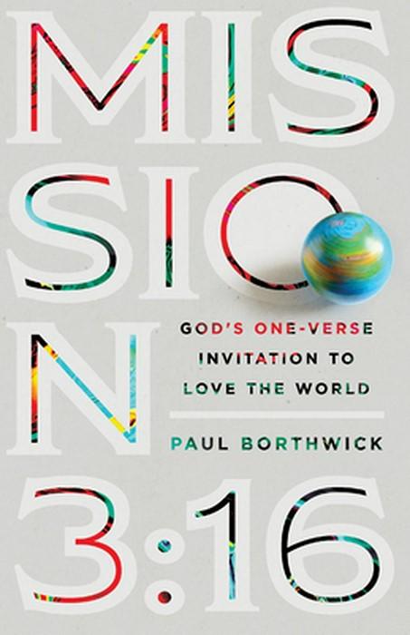 Mission 3:16 (Paperback)