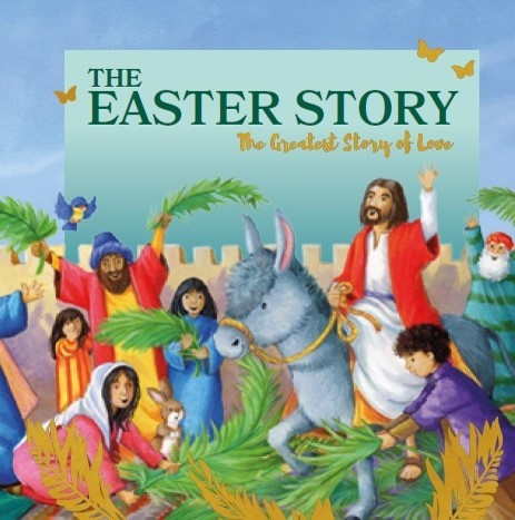 The Easter Story (Hard Cover)