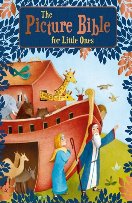 The Picture Bible for Little Ones (Hard Cover)