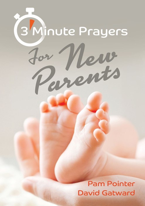 3 Minute Prayers for New Parents (Paperback)