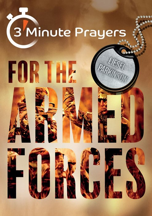 3 Minute Prayers for The Armed Forces (Paperback)