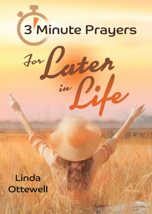 3 Minute Prayers for Later in Life (Paperback)