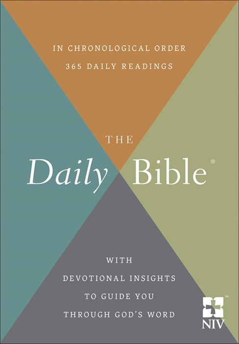 The NIV Daily Bible® (Paperback)