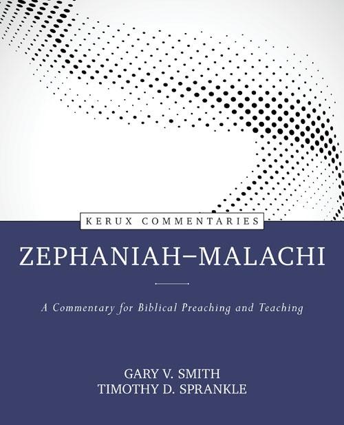 Zephaniah - Malachi (Paperback)