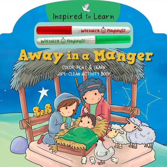Away in a Manger (Board Book)
