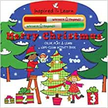 Merry Christmas (Board Book)